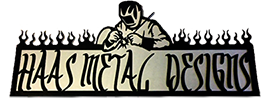 Haas Metal Designs Logo