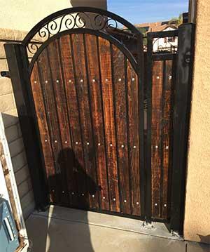 Wrought Iron Gates Amp Fences Haas Metal Designs